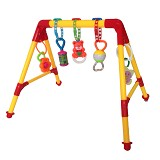ININI Body Building Shelf Play Gym [iA2020] - Gym and Playmate for Baby / Kids
